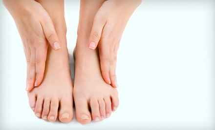 4 Laser Fungus Treatments for 1 Foot (a $500 value) - London Laser Health Care Centre in London