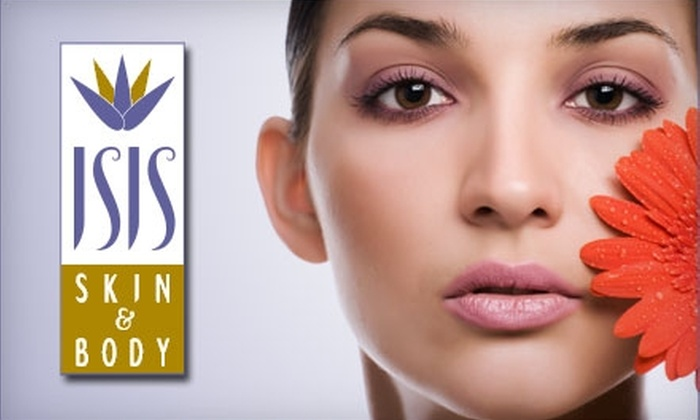Isis Skin & Body - Piedmont Avenue: Body Contouring and/or Laser Hair Removal at Isis Skin & Body (Up to $1,450 Value)