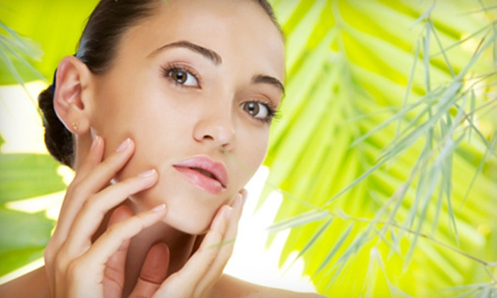 Cosmedic Centre - Little Haiti,MiMo,Upper East Side: $99 for a Facial Package with Detox Mask, Anti-aging Mask, or Oxygenation Booster at Cosmedic Centre (Up to $300 Value)