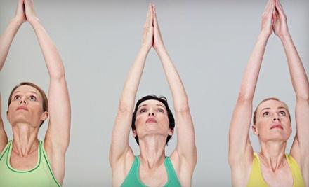 10 Drop-in Hot-Yoga or Hot Power Vinyasa Yoga Classes (a $120 value) - The Feel Good World in Portland