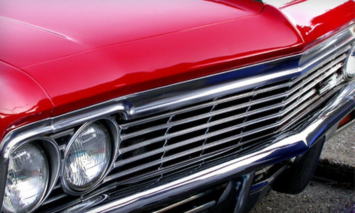 Luxurious Detailing - Old Seminole Heights: $55 for a Platinum Mobile Auto Detailing from Luxurious Detailing ($129 Value)