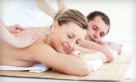 Couples Swedish Massage (a $120 value) - Bedazzled Salon and Day Spa in Roscoe