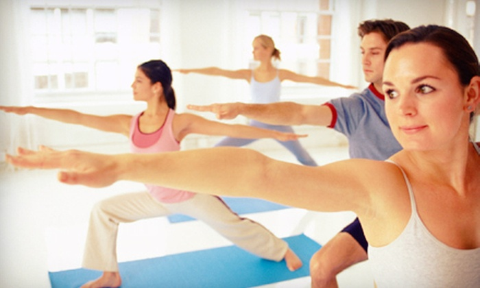 Square One Yoga Collective - Emeryville: 11 or 20 Yoga Classes at Square One Yoga Collective in Emeryville (Up to 66% Off)