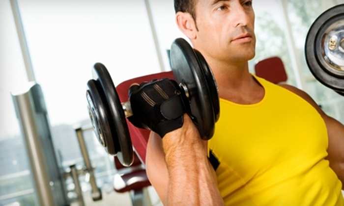Fusion Cross Training - Mount Laurel: $49 for a One-Month Membership to Fusion Cross-Training Mount Laurel ($129 Value)
