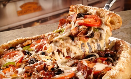 $25 Groupon to Mellow Mushroom Pizza Bakers - Mellow Mushroom Pizza Bakers in Centennial