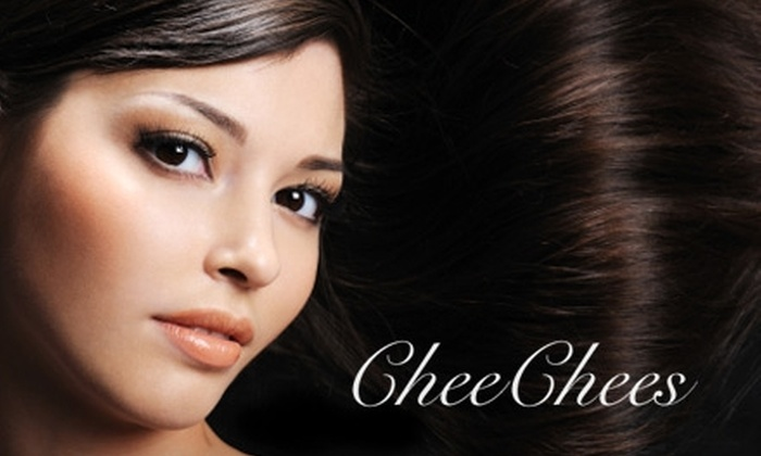 Chee Chee's - Town and Country: Salon Services at Chee Chee's. Choose Between Two Options.