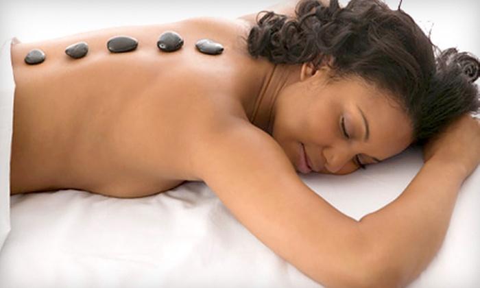 Tres Chic Salon & Spa - Chicago: Hot-Stone Massage or Spa Package at Tres Chic Salon & Spa in Homewood