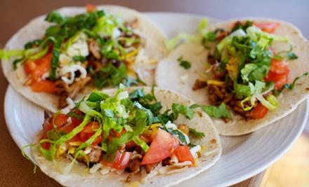 $20 Groupon to Jalisco Restaurant  - Jalisco Restaurant in Glastonbury