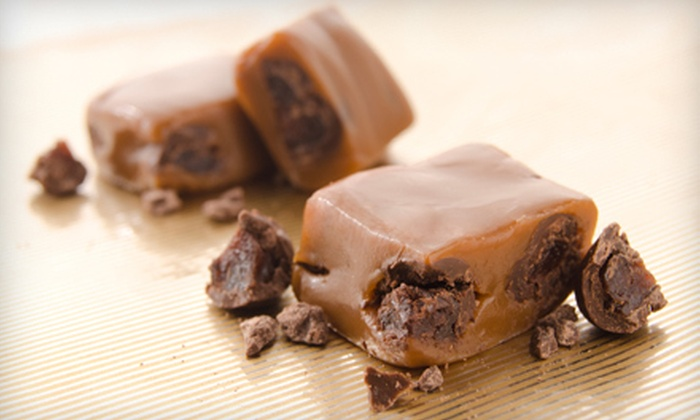 Becky's Blissful Bakery - Pewaukee: $8 for $16 Worth of Gourmet Caramels at Becky's Blissful Bakery in Pewaukee