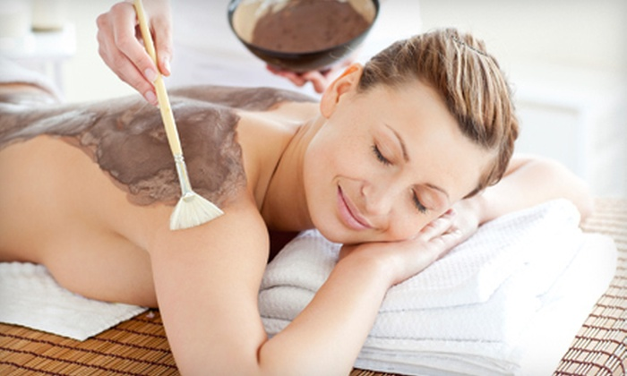Trinity Wellness Center - South Columbus: $29 for Weight-Loss Body Wrap, Ion Foot Bath, and Infrared Sauna at Trinity Wellness Center in Pickerington ($65 Value)