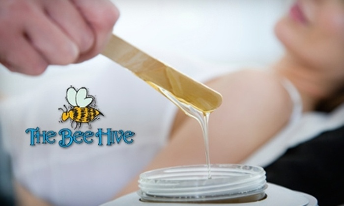 The Bee Hive - Hilltop: $22 for a Bikini Wax ($45 Value) or $12 for an Eyebrow Waxing ($25 Value) at The Bee Hive