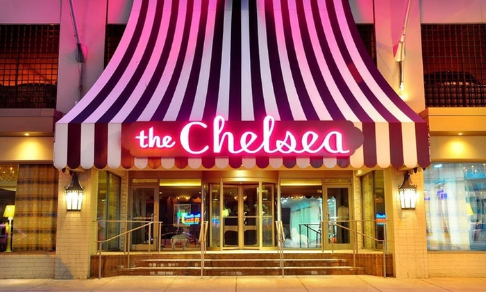The Chelsea - Atlantic City, NJ: One-Night Stay at The Chelsea in Atlantic City