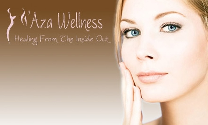 Aza Wellness - Takoma - DC: $55 for a One-Hour Massage and 25-Minute Anti-Aging Massage Facial at Aza Wellness
