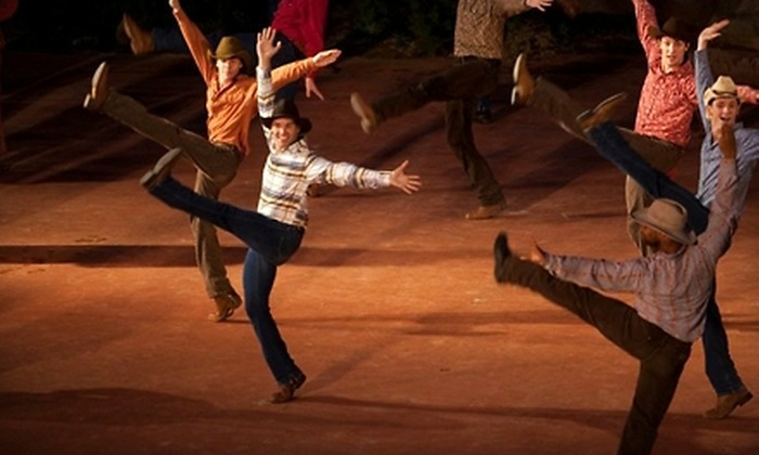 TEXAS, an Outdoor Musical Drama - Canyon: Tickets and Dinner to TEXAS, an Outdoor Musical Drama in Palo Duro Canyon. Choose from Two Options.