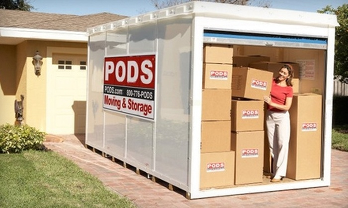 PODS Moving and Storage - Multiple Locations: $49 for $125 Toward Moving and Storage Services from PODS Moving and Storage