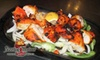 Sizzling Tandoor - Santa Rosa: $15 for $30 Worth of Indian Fare and Drinks at Sizzling Tandoor