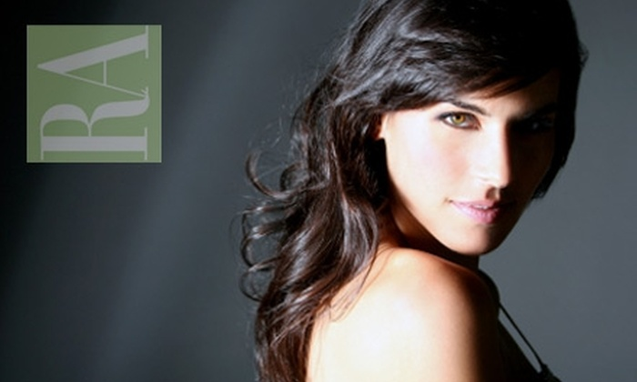 Rosario Acquista Salon - Upper East Side: $60 for Deep Condition, Cut and Blowout From Rosario Acquista Salon