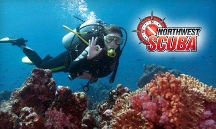 Northwest Scuba - Allendale: $17 for One Discover Scuba Intro Class at Northwest Scuba