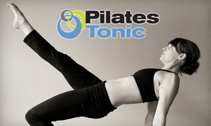 Pilates Tonic - Downtown Chattanooga: $40 for Pilates 101 Intro Class and Five Mat Classes at Pilates Tonic ($100 Value)