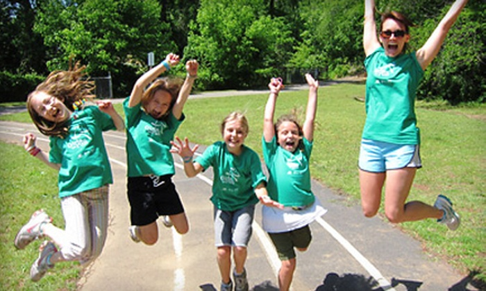 YWCA of Topeka - Multiple Locations: One or Two 5K Race Entries on May 12 Benefitting Girls on the Run Presented by the YWCA of Topeka (Up to 53% Off)