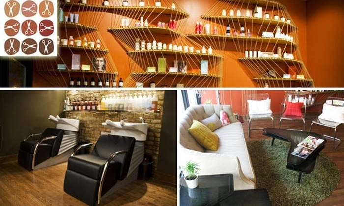 The Circle Salon - Wicker Park: $40 for $75 Worth of Services at The Circle Salon