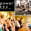 67% Off a Month of Yoga