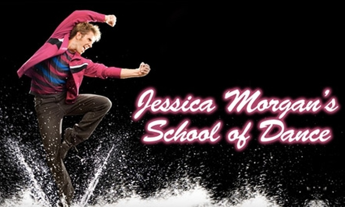 Jessica Morgan's School of Dance - Multiple Locations: $99 for 16-Week Semester Dance Class at Jessica Morgan's School of Dance ($200 Value)