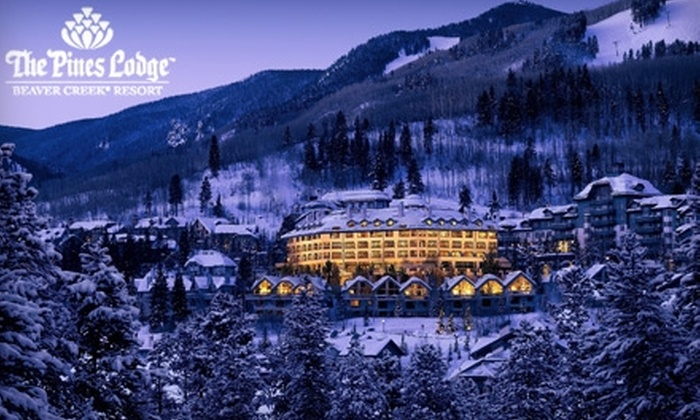 The Pines Lodge - Minturn-Red Cliff: One-Night Stay at The Pines Lodge in Beaver Creek. Choose from Three Options.