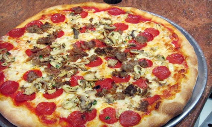 Mamma Lucia of Reston - North Point Village Shopping Center: $20 for $40 Worth of Homestyle Italian Fare for Lunch or Dinner at Mamma Lucia of Reston