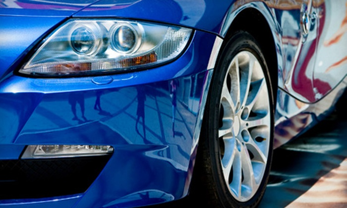 Louisiana Auto Interiors Plus - Baton Rouge: $47 for an On-Location Deluxe Auto Detail from Louisiana Auto Interiors Plus ($95 Value)