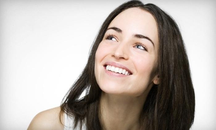 My BleachBright Smiles - Moorestown-Lenola: $89 for One Teeth-Whitening Treatment at My BleachBright Smiles in Moorestown