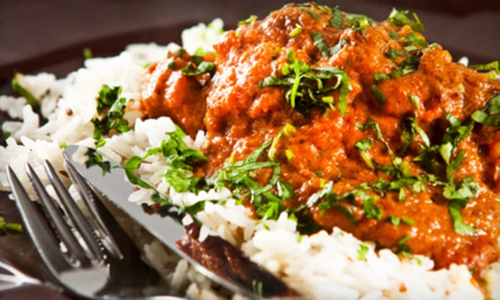 Hi Bombay - Downtown,Meeting House Hill: Indian Dinner for Two or Four at Hi Bombay
