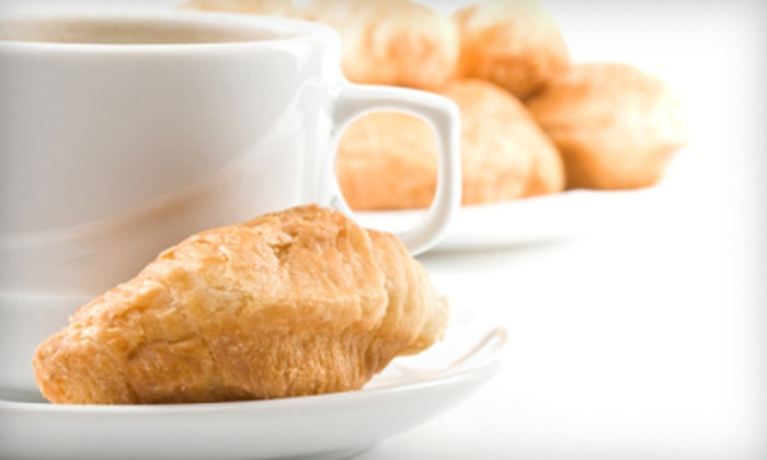 Café Treme - New Orleans: $5 for $10 Worth of Coffee and Casual Fare at Café Treme