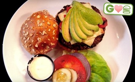 $20 Groupon to Heavy Burger - Heavy Burger in Aventura