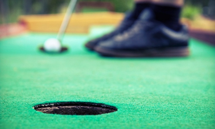 East Fishkill Golf Center - North Stamford: Mini Golf or Driving Range at East Fishkill Golf Center in Hopewell Junction (Up to 58% Off). Four Options Available.