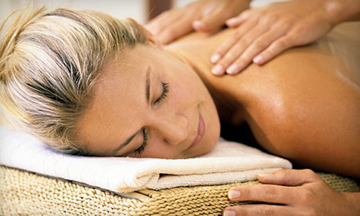 Grace Therapeutic Massage - Mission Hills South: Relaxation Massage and Face Treatment or Deep-Tissue Massage and Peppermint Body Scrub at Grace Therapeutic Massage (51% Off)