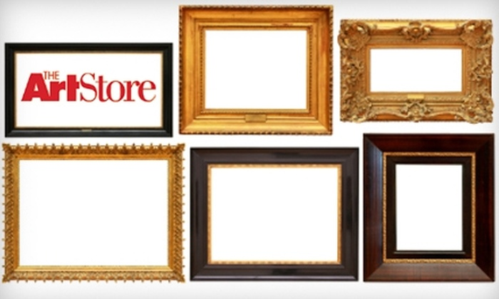 The Art Store - Windsor Heights: $45 for $100 Worth of Custom Framing at The Art Store