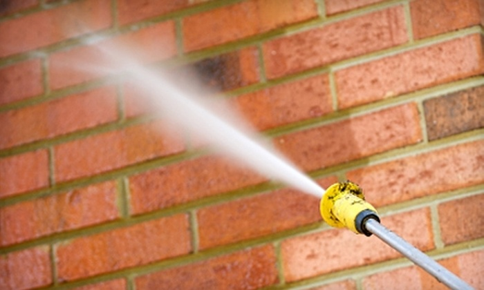 Elite Pressure Cleaning - McLean: $80 for $160 Worth of Power-Washing Services from Elite Pressure Cleaning