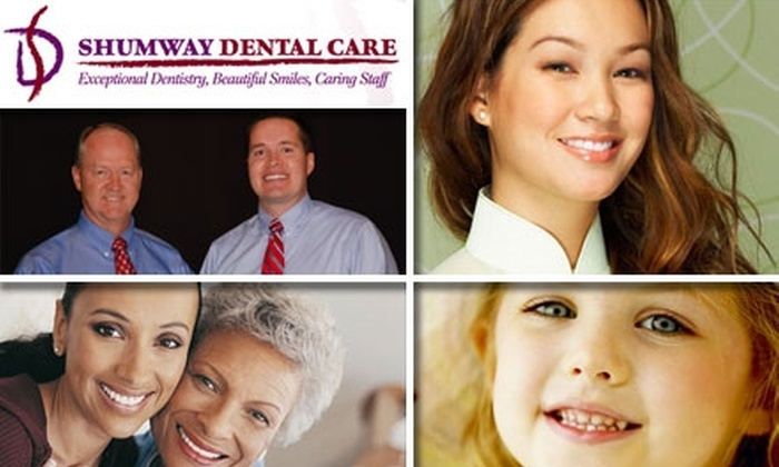 Shumway Dental Care - Chandler: $49 for Dental Exam, X-Rays, and Routine Cleaning at Shumway Dental Care ($267 Value)