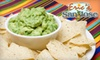 San Jose Mexican Restaurant - Southeastern Columbia: $12 for $25 Worth of Traditional Mexican Fare and Drinks at Eric's San Jose Mexican Restaurant