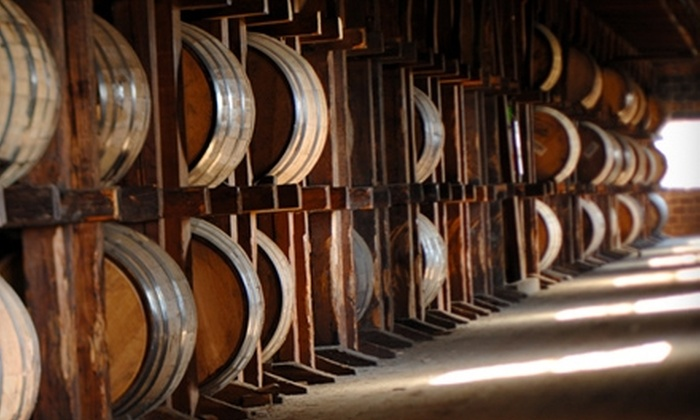 Buffalo Trace Distillery - Frankfort: $12 for $25 Worth of Gift-Shop Merchandise and a Complimentary Distillery Tour at Buffalo Trace Distillery in Frankfort