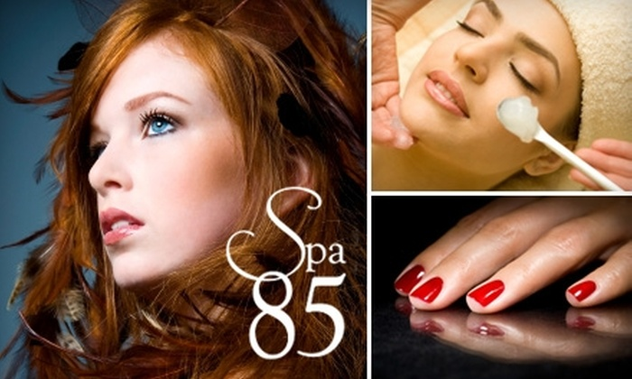 Spa85 - Bay Shore: $40 for $80 Worth of Services at Spa85 in Bay Shore