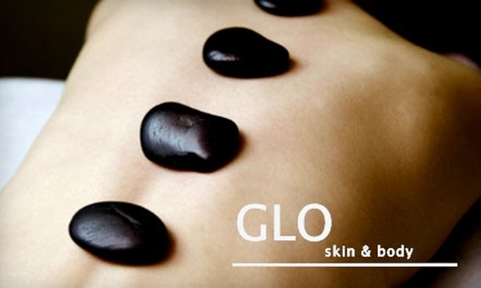 Glo Skin and Body - Caloosahatchee: $30 for a One-Hour Integrated or Hot-Stone Massage from Glo Skin & Body ($70 Value)