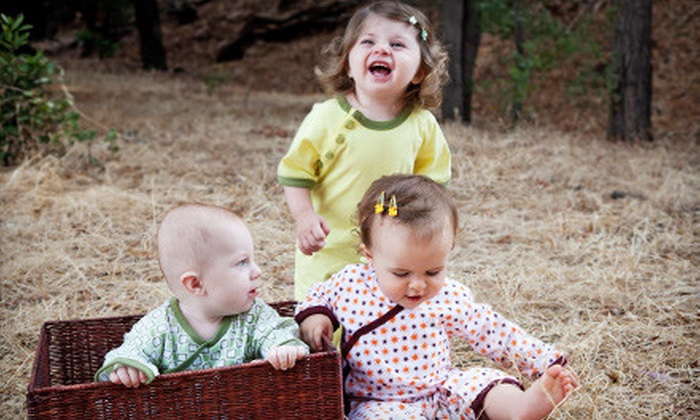 The Green Creation: $49 for $100 Worth of Organic Baby Clothes from The Green Creation