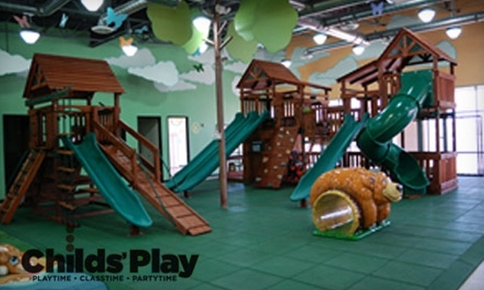 Childs' Play Las Vegas - Spring Valley: $5 for a One-Day Open-Play Pass at Childs' Play Las Vegas ($10 Value)