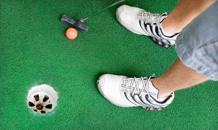 Lancaster Golf Center - Lancaster: $15 for a Mini-Golf Package for Two at Lancaster Golf Center (Up to $29.50 Value)
