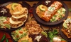Up to Half Off Mexican Dinner for Two at Los Antojitos