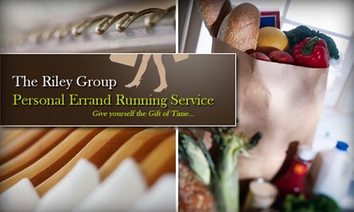 The Riley Group - Tampa Bay Area: $35 for Four Hours of Personal-Assistant Service from The Riley Group (Up to $200 Value)