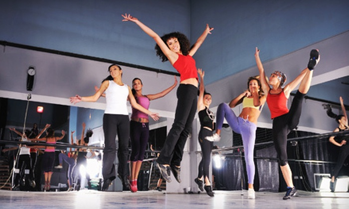 Alaska Dance Promotions - Taku / Campbell: 8 or 16 Zumba Classes or 8 Group Dance Classes at Alaska Dance Promotions (Up to 59% Off)