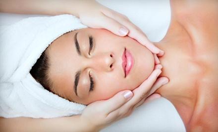 Anti-Aging Facial, Including Neck-and-Shoulder Massage (a $150 value) - Treat in Santa Barbara